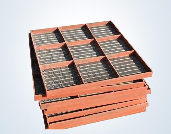 不锈钢条缝筛板
