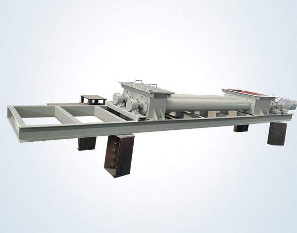 双管螺旋输送机2